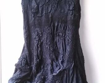 nuno estructure dress, OOAK,