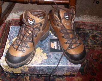 Zamberlan mountain boots