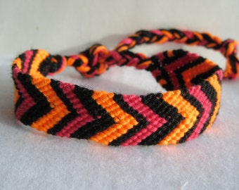 SALE!!!!!! Friendship Bracelet - Chevron