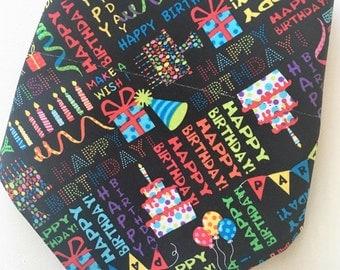 Dog Bandana Happy Birthday/ birthday bandana/ over collar bandana/ happy birthday/ dog scarf/ pet bandana/ pet scarf/ birthday bandana/ dogs