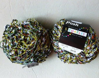 Yarn Sale  -  Green 4  Posh by Stacy Charles