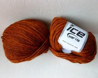 Sale Copper  Fiammato by ICE Yarns