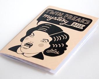 TWIN FREAKS Mystery Book - by danadamki