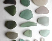 RESERVED  sea foam aquamarine green aqua beach seaglass jewellery supplies art&craft supply vintage beads necklace (320)