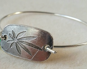 Cannabis Bracelet / Bangle