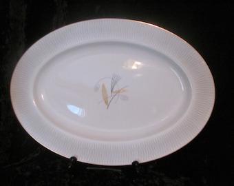 Noritake Fine China Clinton Large Serving Turkey Platter