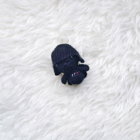 Amigurumi PATTERN Darth Vader Star Wars Crochet Star Wars