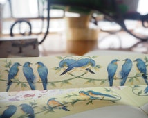 1 Roll Limited Edition Washi Tape: Blue Bird