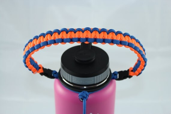 how to make a paracord mod holder