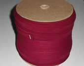 "Wholesale Sewing Supplies Double Fold Bias Tape 1/2"" Extra Wide 10 yards BURGUNDY"