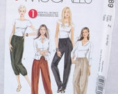 McCall's Women's Pattern M5889-Size L and XL