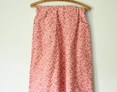SALE -- Pink Skirt --  Small 4/6
