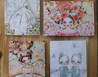 Greeting Cards (Pack of Four)