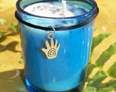 Love & Light Anti Depression Anti Stress Aromatherapy Soy Hand Made Candle