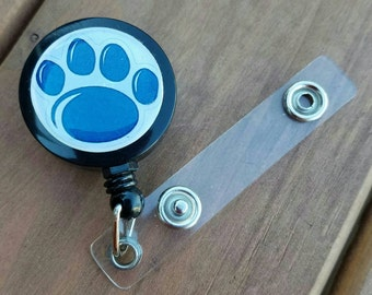 Penn State Themed  ID Badge Reel