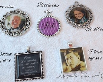 Add a PENDANT, Additional Photo, Quote