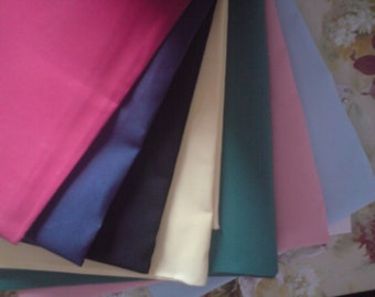 1 Piece of  14ct Aida  39in x 39in  all different  colour to choose from Ideal for card making and other projects