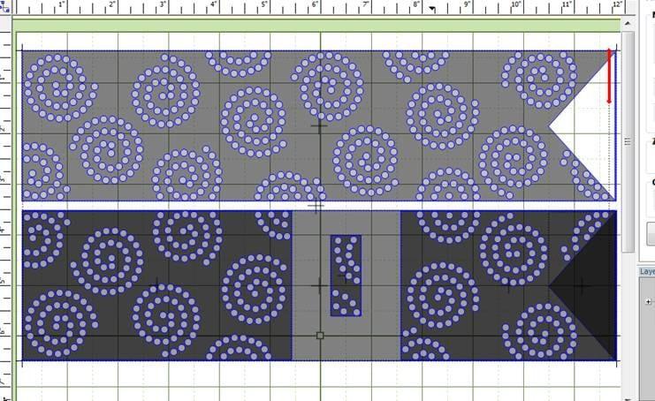 digital rhinestone template cheer bow templates ss10 3mm svg. Black Bedroom Furniture Sets. Home Design Ideas