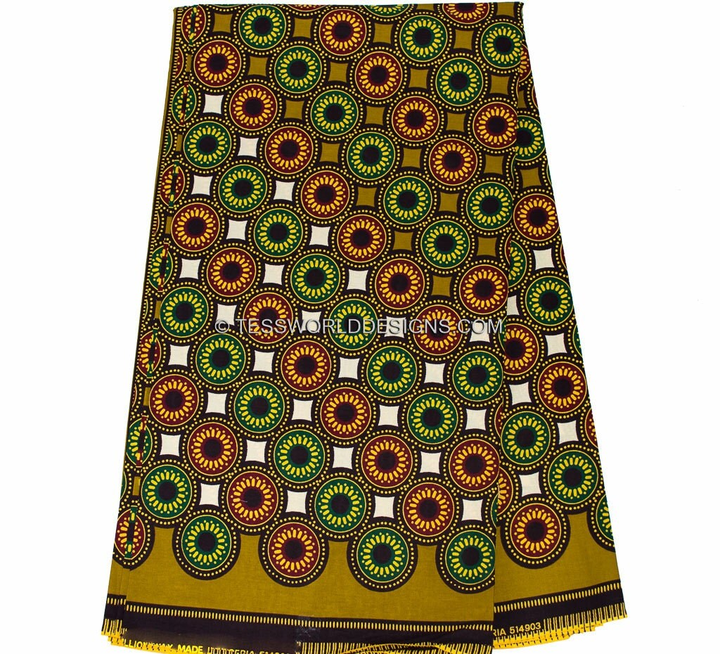 Wholesale african print fabric nigerian fabric ankara wax for Wholesale fabric