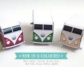 Printable Camper Van Place Cards - VW Camper Wedding, VW Wedding, VW Birthday, Camper Van Favour Boxes