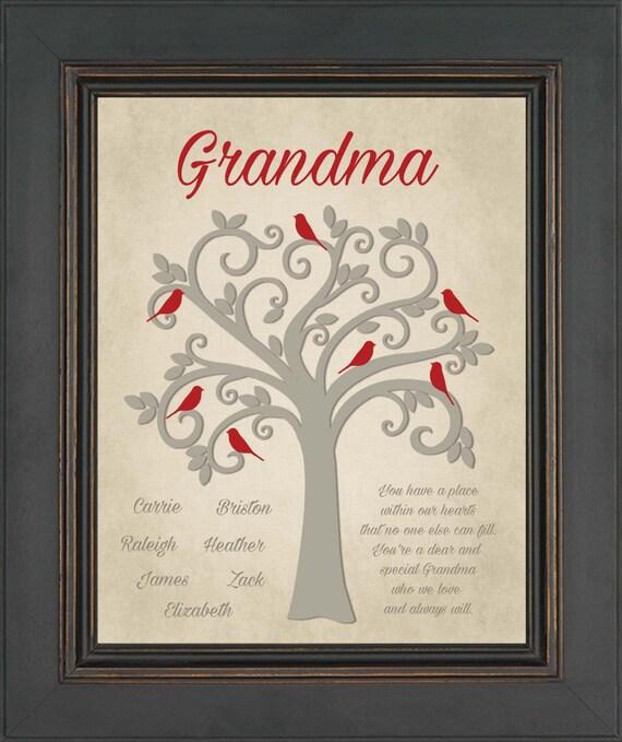 Items Similar To GRANDMA Gift