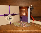 CREATIVITY and TALENT - What You Will™ DIY Ritual Kit - For Rites and Craft Work in Finding a Muse, Reaching Potential -Simple, yet Powerful