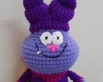 Chowder Amigurumi Crochet pattern
