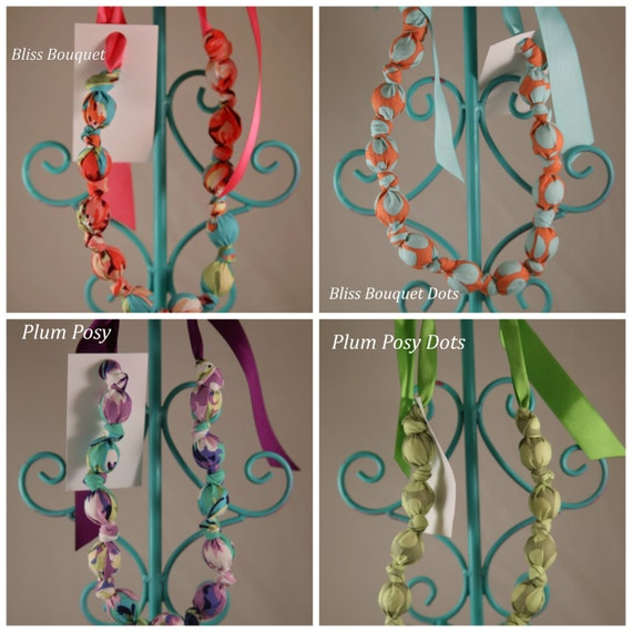 Chomp Teething & Nursing Necklace - Made to Match Tula Baby Carriers