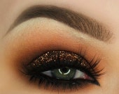 BROWN SUEDE Cosmetic Glitter for Makeup, Eye Shadow, Lips, Nail Polish, Body Shimmer & Hair Sparkle (C006)