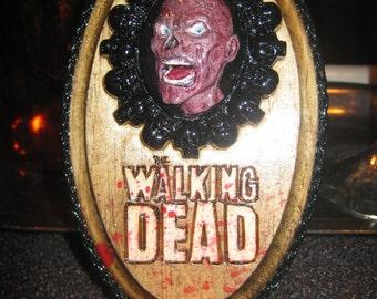 The Walking Dead Inspired Bow Holder