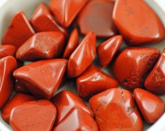 Red Jasper-Tumbled Red Jasper-High Grade Tumbled Jasper-African Red Jasper-Genuine Red Jasper-Polished Red Jasper-Natural Red Jasper
