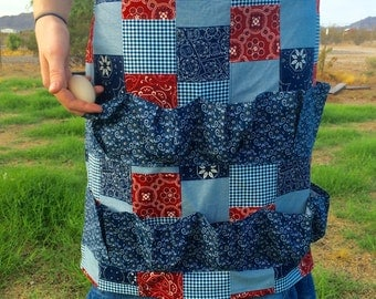 Egg Gather'n Apron--Made to Order