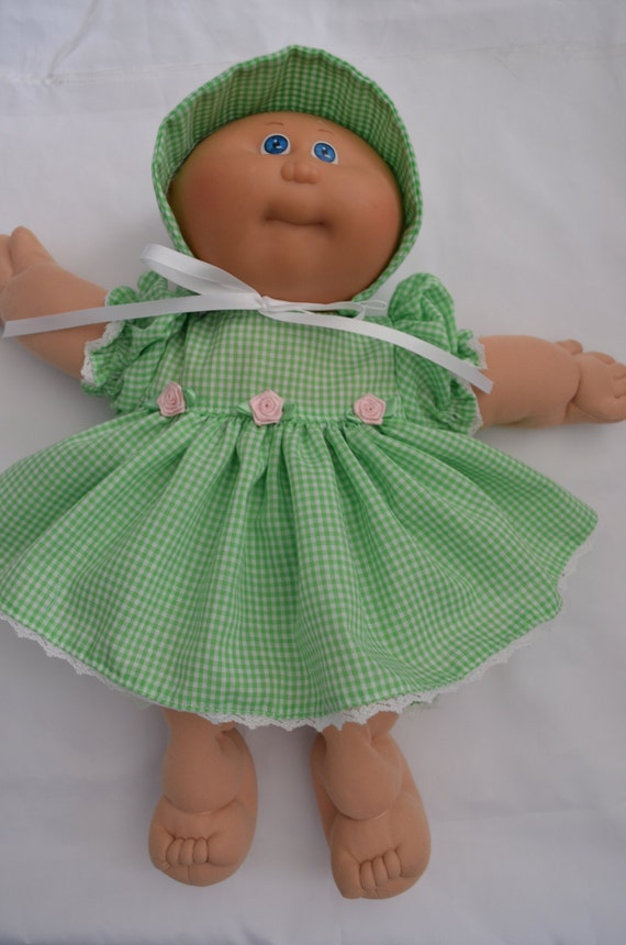 14 vintage preemie cabbage patch doll clothes only