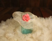 Newborn Sun Hat, Photography Prop, Easter
