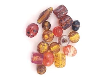Bead Mix, Glass Bead Mix, Plastic Bead Mix, Small Bead Soup!!, Destash Beads, craft supplies
