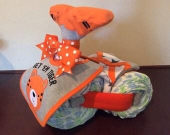 Diaper Tricycle/Get 'Em Tiger
