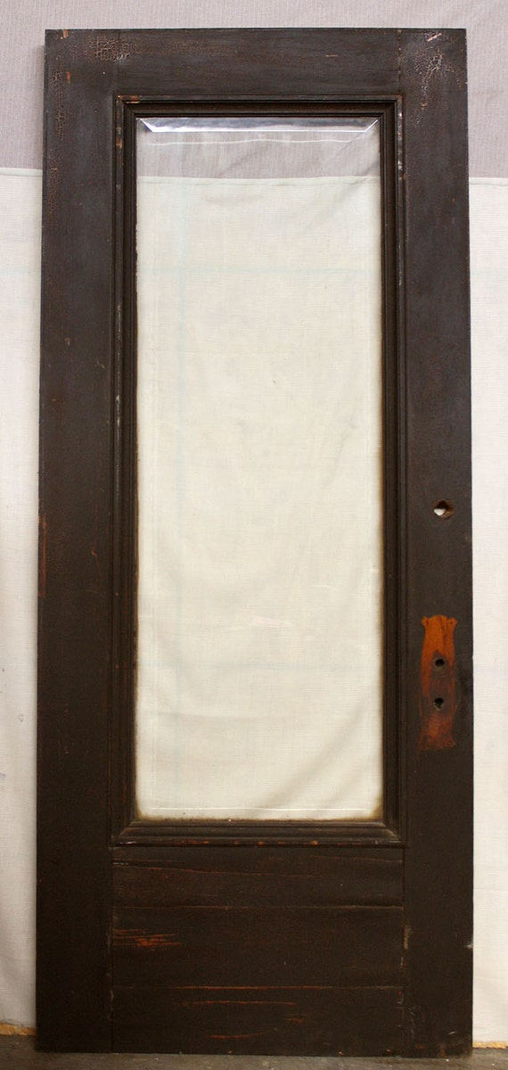 34x83 Antique Vintage Door Exterior Entry By PennAntiqueRestore