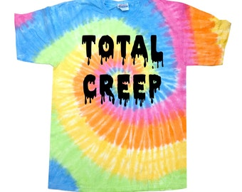 Total Creep Tie Dye T-Shirt