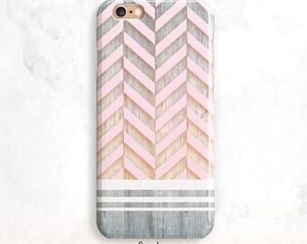 Wood iPhone 7 Case, Geometric iPhone 6S Case, Wood iPhone SE Case, iPhone 6 Plus,Pink iPhone 5S Case, Wood iPhone 6 Case, Wood iPhone 7 Case