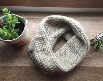 100% New Zealand Wool Cowl