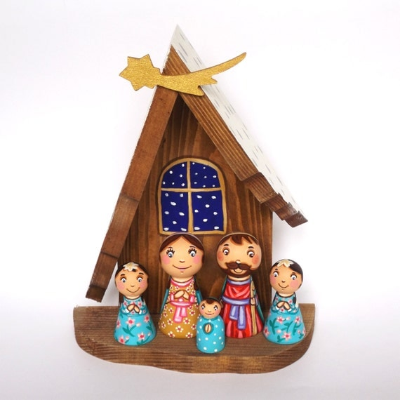 Items Similar To Childrens Nativity Set For Kids Nativity. Church Christmas Decorations Designs. Vermont Country Store Christmas Decorations. Christmas Decorations In Bhs. Christmas Decorations Stained Glass Patterns. Decorating With Ornaments For Christmas. Christmas Decorations For Church Hall. Christmas Tree Decorations Online Au. Making Christmas Decorations From Wood