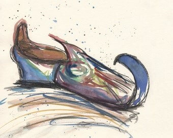The Aladin heel