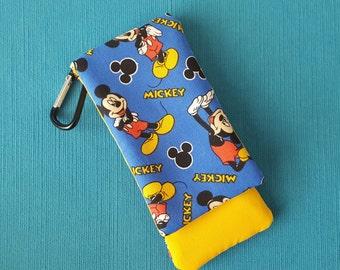 DCL - Disney Cruise - Bright & Bold Mickeys Wavekeeper™ - Wave Phone Holder