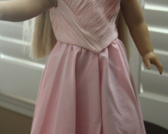 18 inch Doll Party Dress, Special Occasion, Fancy,Easter, Prom,wedding, Party,