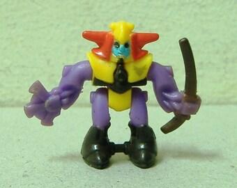 1994 Mini Z's Zbots Z-Bots KLASH LGTI micro machine robot vinyl figure toy scifi