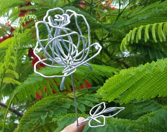 Wire Rose