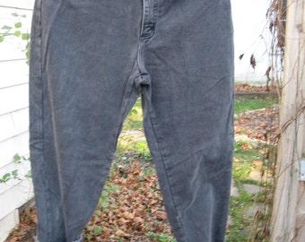 SUNDAY SALE   -   Vintage LLBean Flannel Jeans