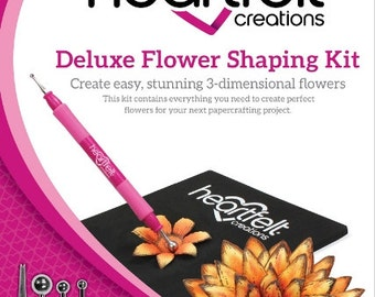 Deluxe Flower Shaping Kit by Heartfelt Creations HCST1-401