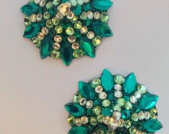 Green pasties