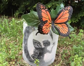 Cresent Monarch Fairy Lantern